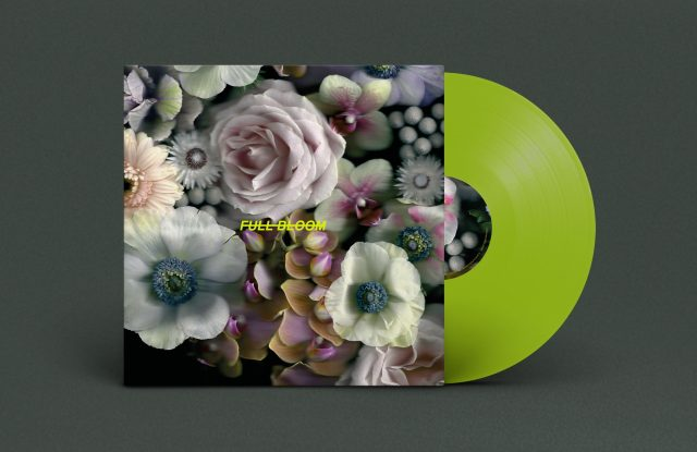 Full Bloom - Album artwork, Marketing campaign, Tour posters, Exhibition graphics