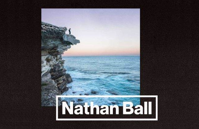 Nathan Ball - Visual identity, Logo